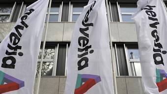 5,5 Milliarden Franken betrug der Prämienertrag der Helvetia im ersten Halbjahr 2017.