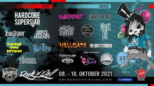 Gewinne Tickets für das Rock'n'Roll Weekend auf dem Bodensee!