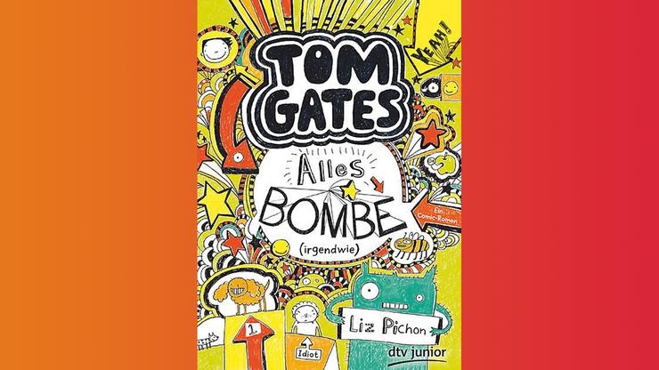 Wunsch-Nr. 49, Jay, 12 Jahre, Tom Gates, Bd. 3: Alles Bombe (irgendwie), Digitec / Galaxus, CHF 10.00