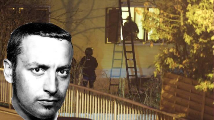 Die Polizei Solothurn bestätigt, Frank J. hat sich selber umgebracht