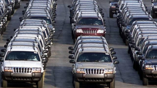 Fast 3 Millionen Jeeps müssen zur Kontrolle (Archivbild)