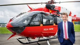 «Wir haben in den letzten Jahren viel in unsere Vision einer wetterunabhängigen Luftrettung investiert», sagt Rega-CEO Ernst Kohler. «Und wir konnten bereits verschiedene grosse Erfolge verbuchen.»