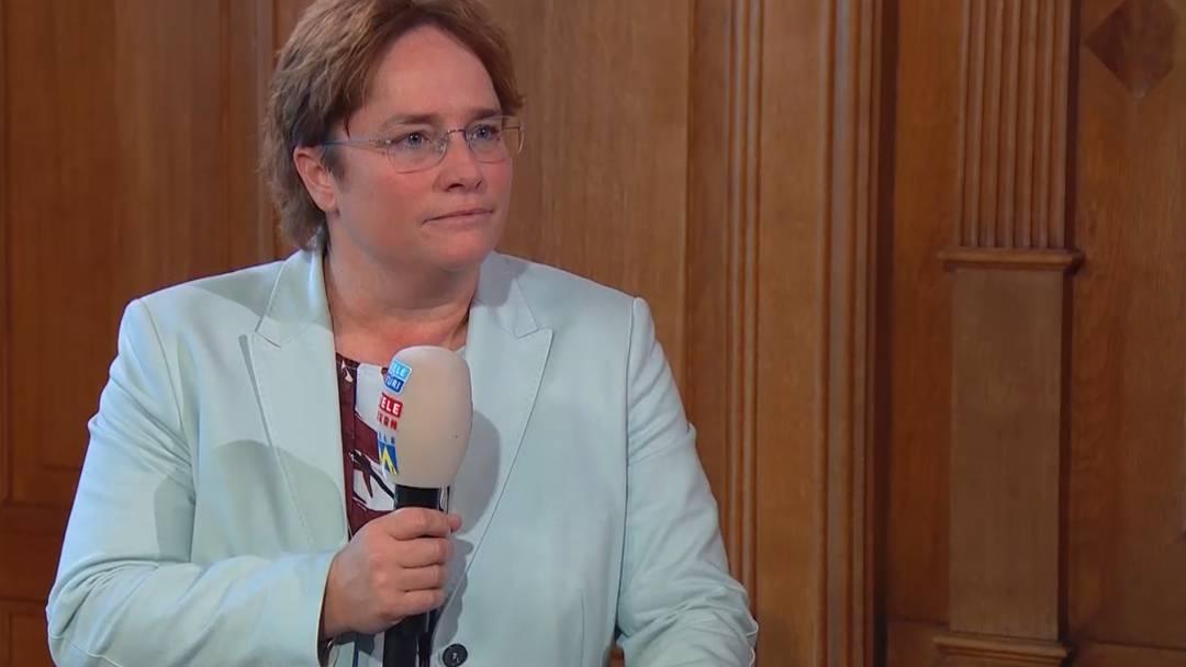 Magdalena Martullo-Blocher: «Politik mit Frauenmehrheit war nicht besser als ohne!»