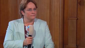 Nach der Wahl von Ignazio Cassis sagt SVP-Nationalrätin Magdalena Martullo-Blocher was sie vom neuen Bundesrat denkt und warum sie es nicht bedauert, dass keine Frau gewählt wurde.