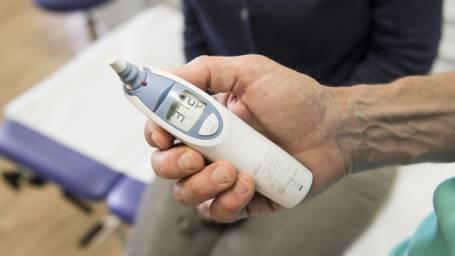 Der Bund will Quecksilber-Fiebermesser verbieten (Symbolbild)
