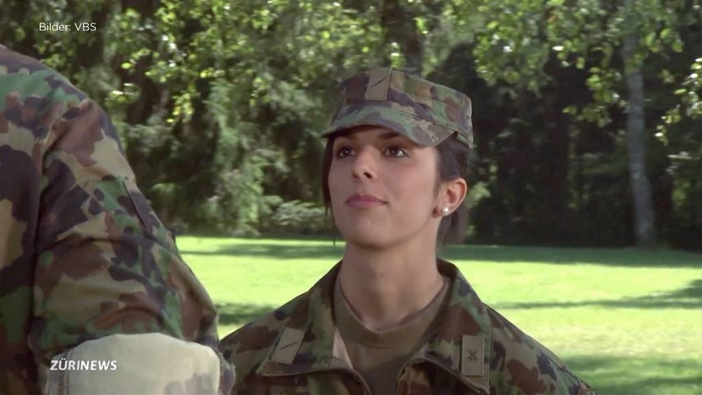 Löst die Frauen-Dienstpflicht die Probleme von Armee und Zivilschutz?