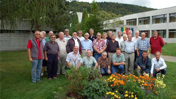 Die Mitglieder von «CantaGaudio» freuen sich über das zehnjährige Bestehen ihres Vereins. Fotos: ZVG
