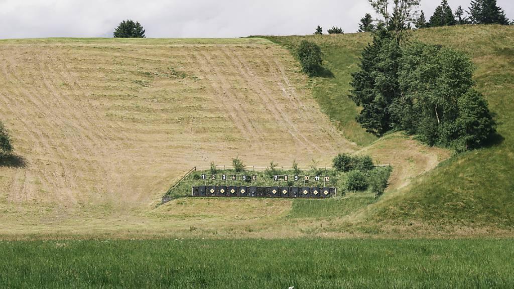 Für allfällige Sanierungen von Schiessständen oder Deponien im Kanton Luzern soll weitere fünf Jahre eine Sonderabgabe eingezogen werden. (Symbolbild)