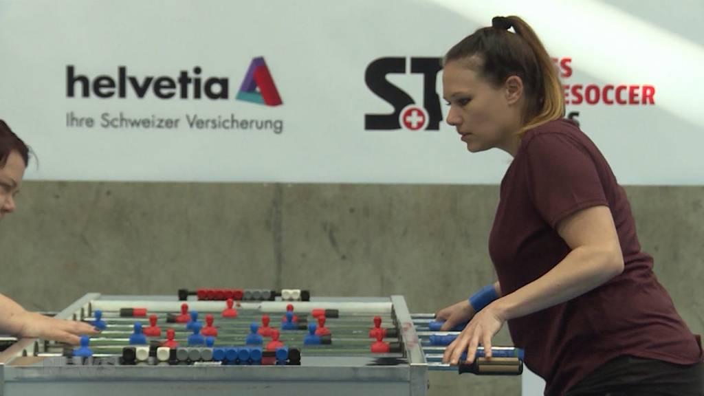 Beste Schweizer «Töggeler» messen sich in Bern