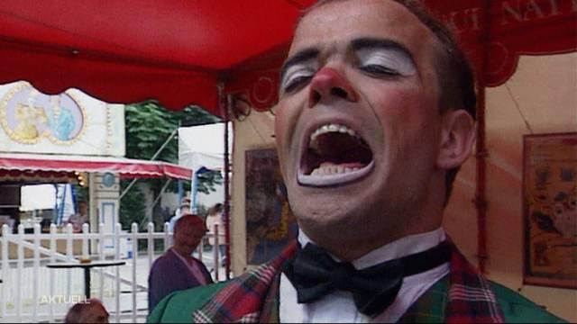 """Circus-Knie-Clown """"Spidi"""" in Aarau verstorben"""