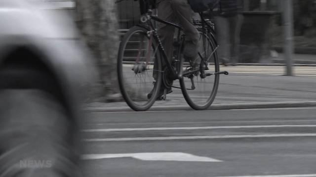Mehr Unfälle in Bern: Fast die Hälfte der Opfer sind Velofahrer