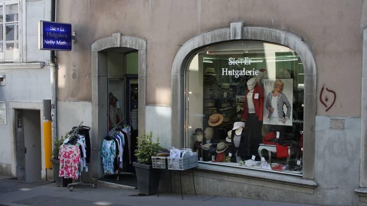 Die Sie + Er Hutgalerie am Kronenstutz ist diesen Samstag, 29. Juni 2013, letzmals geöffnet