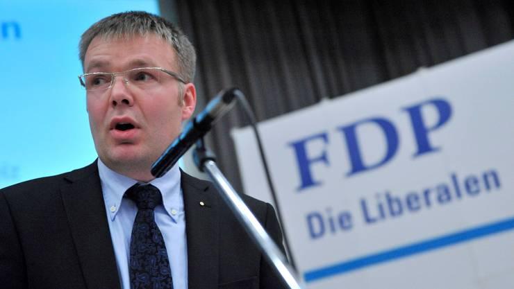 Wohin mit all den Nationalratskandidaten? FDP-Präsident Christian Scheuermeyer ist (nicht) zu beneiden. ul Wohin mit all den Nationalratskandidaten? FDP-Präsident Christian Scheuermeyer ist (nicht) zu beneiden. ul