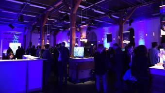 Das Zürich Game Festival «Ludicious» richtet sich neben Spiele-Entwickler auch an Jugendliche und Erwachsene.