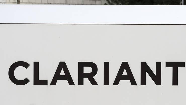 Das Spezialchemie-Unternehmen Clariant hat im vergangenen Jahr mehr Umsatz erzielt. (Archiv)