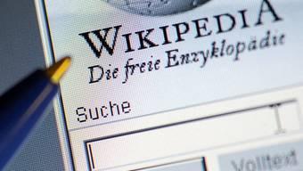 Nicht alles, was in der Wikipedia steht, ist auch richtig (Archiv)
