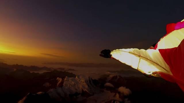 Schweizerin machts vor: So geniesst man einen Sonnenaufgang