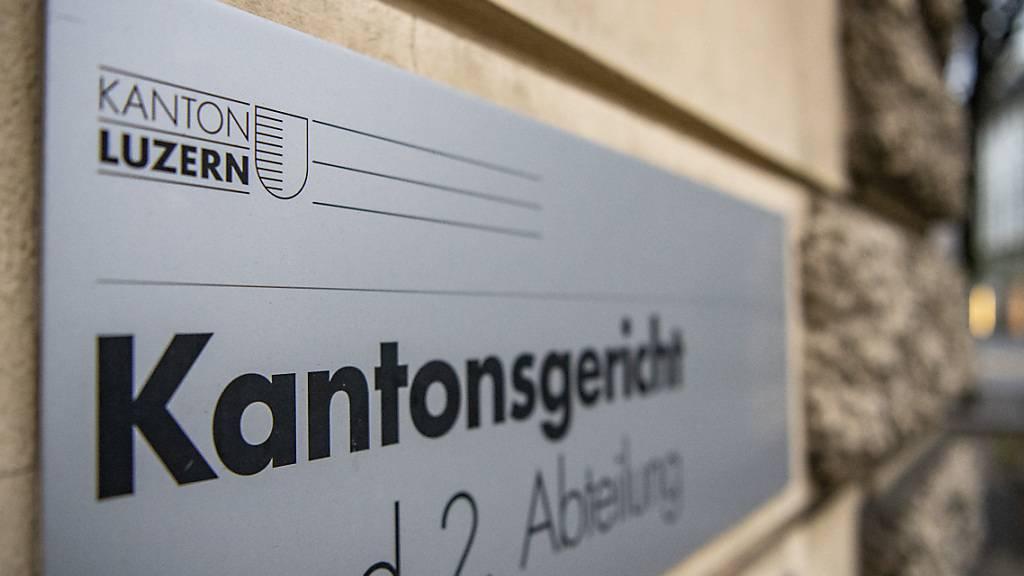 Parteien streiten über Gutachten in Luzerner Missbrauchs-Prozess