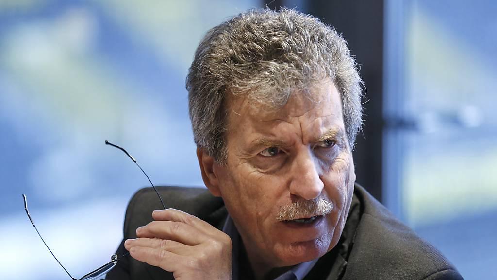 Präsident der Swiss Football League tritt Ende 2021 ab