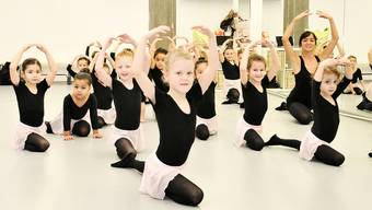 Am neuen, geräumigen Ort macht das Tanzen besonders Spass. zvg