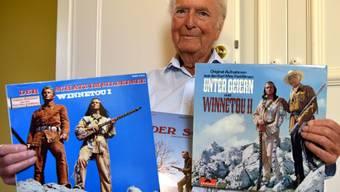 Martin Boettcher, Komponist der Winnetou-Melodien, ist am 20. April 2019 im Alter von 91 Jahren gestorben. (Archiv)