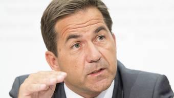 In der Schweiz für E-Voting zuständig: Bundeskanzler Walter Thurnherr. (Archivbild)