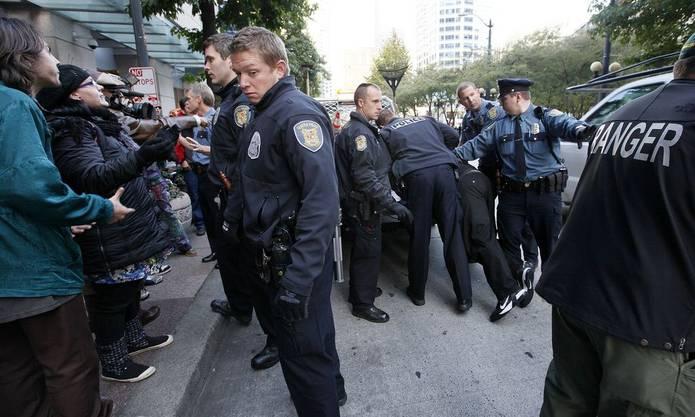 Occupy-Bewegung in den USA