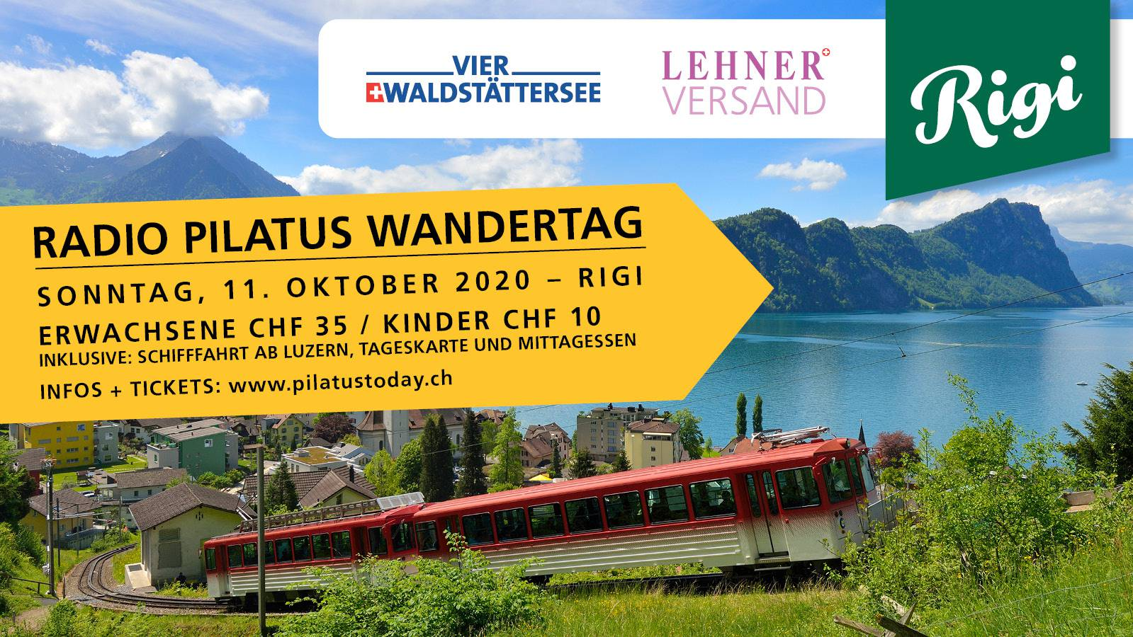 Radio Pilatus Wandertag