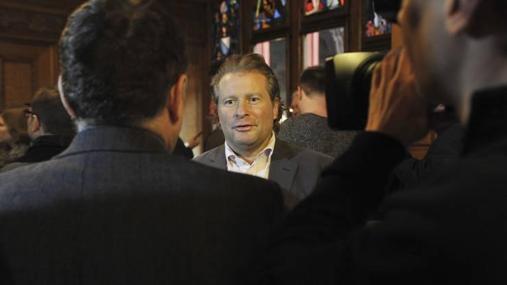 Auch Pianobar-Besitzer Andreas Bernauer steht auf der Liste der SVP.