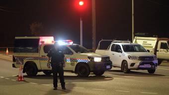 In einem Hotel in Darwin wurden mehrere Menschen erschossen.
