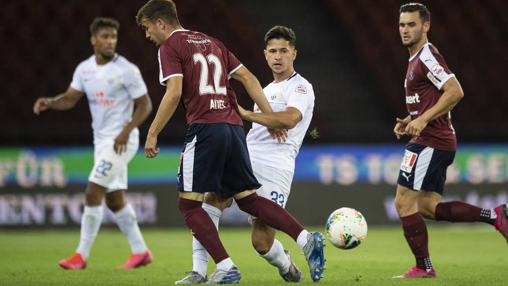 FC Servette gegen FCZ