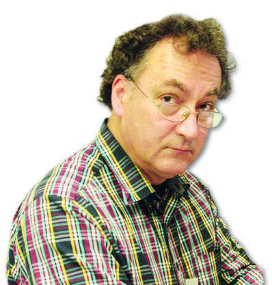 Martin Steinebrunner ist Geschäftsführer der Koordinationsstelle auf deutscher Seite.