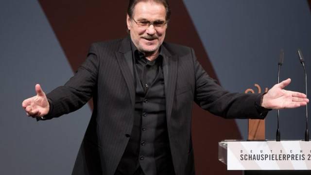 Götz George auf der Berlinale 2013 (Archiv)