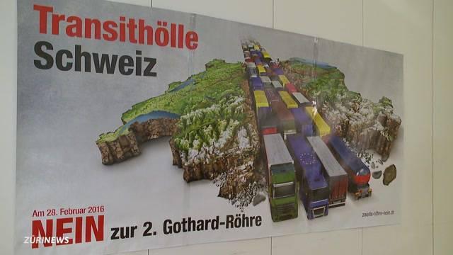 Nein-Komitee der zweiten Gotthardröhre