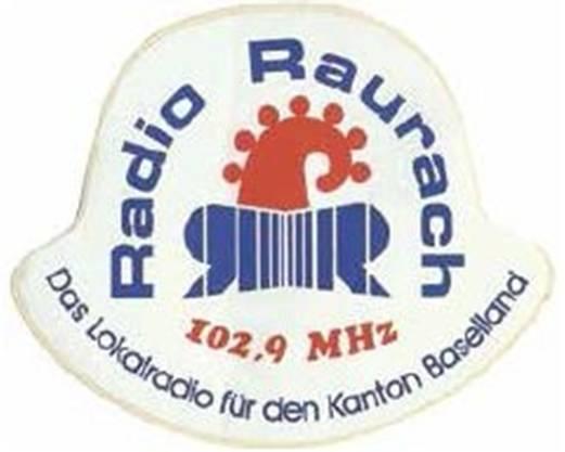 1983–1985: Das Logo für den Sendestart am 1. November.
