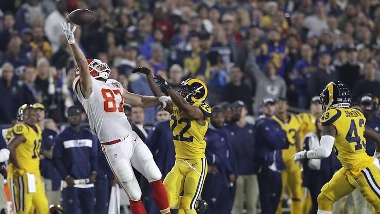 Die Los Angeles Rams: Das Sorgenkind der NFL spielt um die Super Bowl.