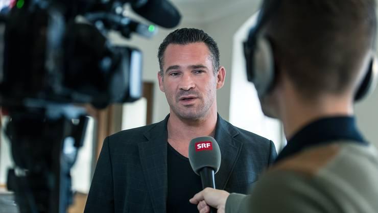 Der St. Galler FDP-Nationalrat Marcel Dobler sieht auch die Kantone in der Pflicht, die Schweizer Profiklubs mit A-fonds-perdu-Beiträgen zu unterstützen.