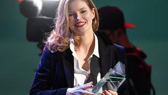 """Ist für ihre Regiearbeit an der Spionage-Hitserie """"Killing Eve"""" für einen Emmy nominiert: Die in Zürich geborene Filmemacherin Lisa Brühlmann. (Archivbild)"""