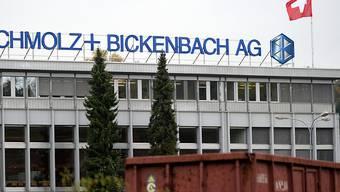 Der Stahlkonzert Schmolz+Bickenbach kann Teile von Asco Industries übernehmen.