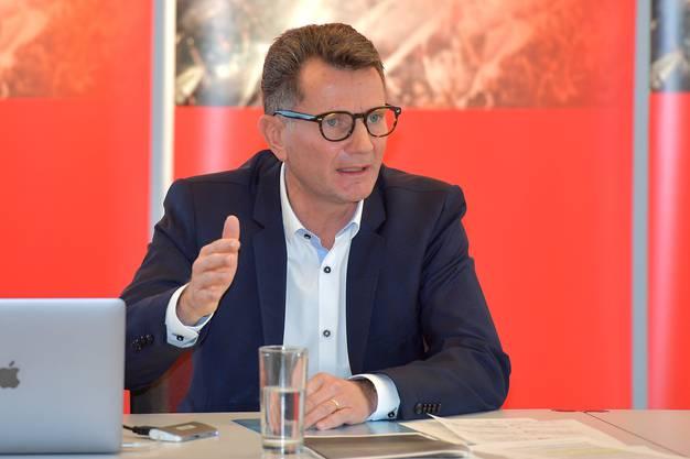 Ex-FCA-Präsident Michael Hunziker hält nichts von den HRS-Plänen.