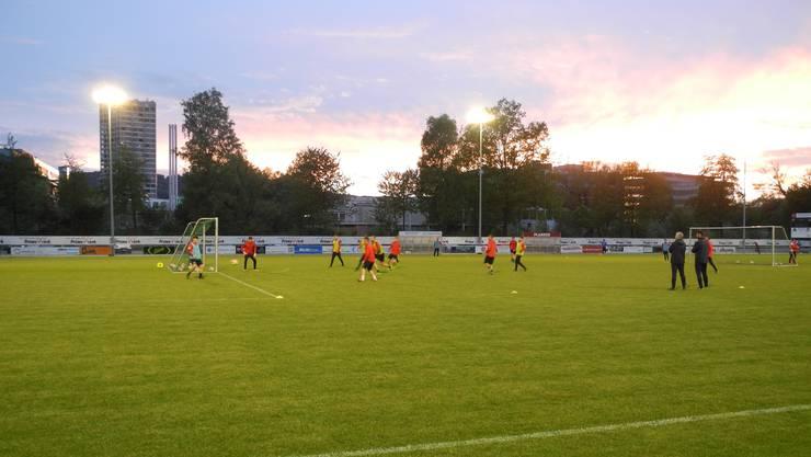 Am Dienstagabend um 20.15 Uhr startet der FC Dietikon gegen Winterthur II in die neue 1.-Liga-Saison.