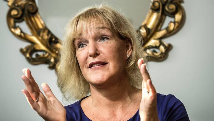 Die Österreicherin Barbara Balldini spricht viel und gerne über Sex.