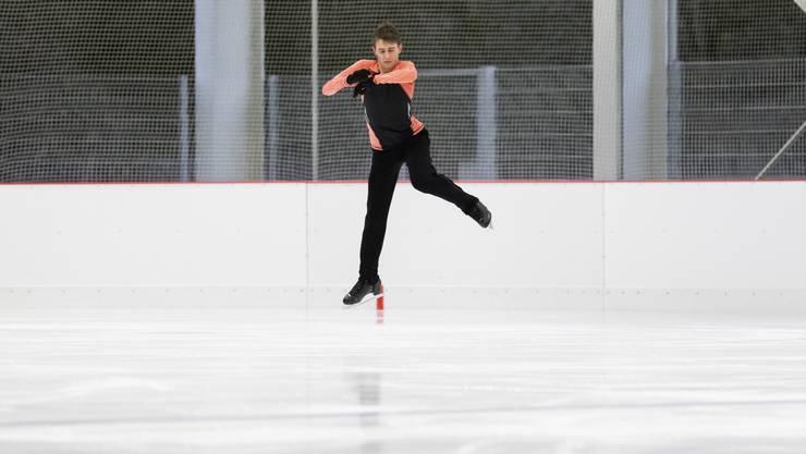 Martin Jähn hat vor dem Eiskunstlauf über zehn Jahre Tennis gespielt.