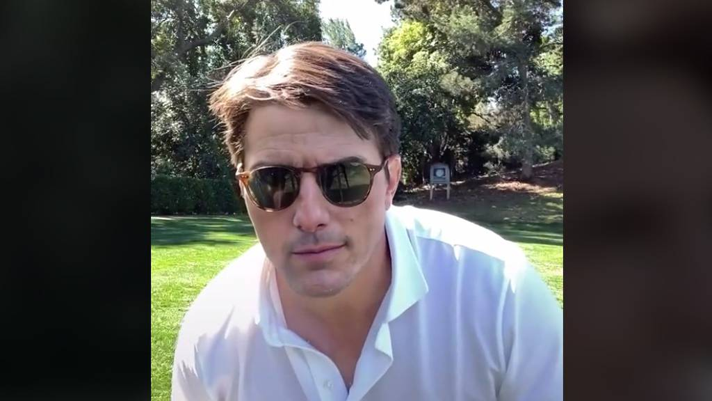 Dieser TikToker sieht dank Software aus wie Tom Cruise