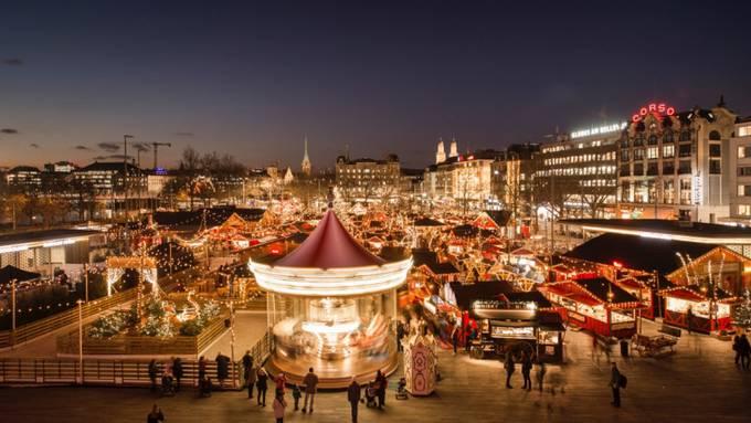 Weihnachten Zürich