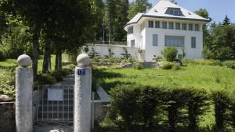 Die Maison Blanche in Neuenburg (Archiv)