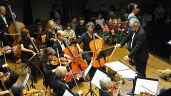 Stadtorchester Solothurn spielt für Kinder
