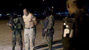 USA fordern Auslieferung von El Pelon