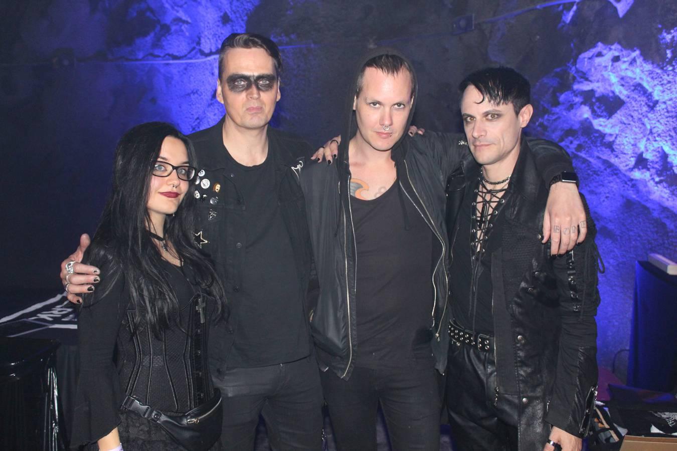 Gothic-Party im Versuchsstollen Hagerbach (© Dario Cantieni/FM1Today)