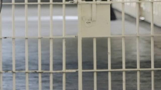 Meuterei in einem Gefängnis (Symbolbild)